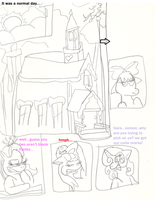 MLP: THE PRICE OF YOUR LIFE Page 1 by TMNTFAN85