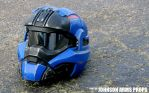 Commando Carter Replica Helmet by JohnsonArms