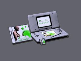 Nintendo DS O2ES Mini-Games by KnuXpORt