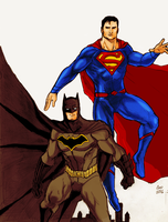 World's Finest by spriteman1000