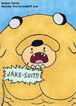 Jake-Suit ACEO by Imperius-Rex