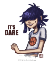 IT'S DARE by Ggreengiie