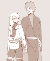 Holding Hands by LoLo-0