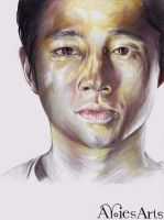 TWD Glenn by Aries85
