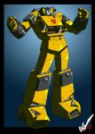 Sunstreaker - Commission by GrungeWerXshop