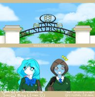 arrival to school by Dr-Innocentchild