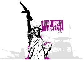 Fuck your Liberty by PanniL0