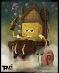 SPONGEBOB by Tanei