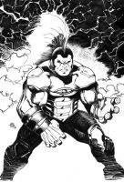 Omac by FrancescoIaquinta