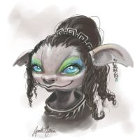 Stylish Asura by JNetRocks