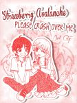 Strawberry Avalanche by lordaphaius28