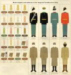 Rank Insignia and Uniforms by Regicollis