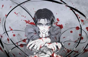 Rivaille Heichou ver. 6 by Kryhelis