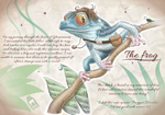 'The Frog' - [Froggus Weirdus] by MarkProductions