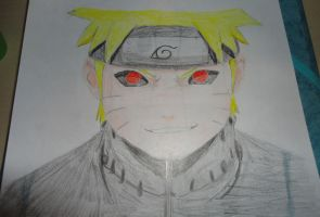 dark naruto by XDgaara
