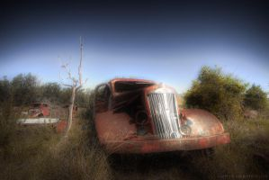 Rusting Place 2 by CainPascoe