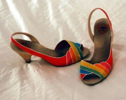 Stock 181 - Shoes by pink-stock