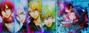 Amnesia (2013 Anime) Timeline Cover by motohaRa27