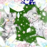 Under the Jasmine and Cherry trees by unknowngemini
