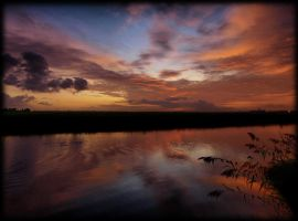 sunrise reflections by pagan-live-style