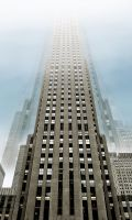 General Electric Skyscraper - New York by Marcusion
