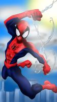 Ultimate_Spidey by MangaFury