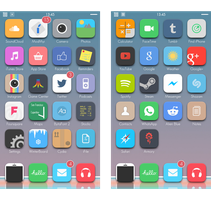 Icons WIP by ryan1mcq