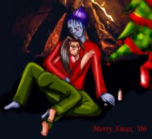 Merry Xmas, '06 by SkinsT