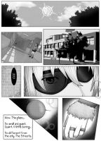 Chapter One: Page One by NeuroticIndecency