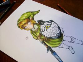 wip- Link by Emoridot
