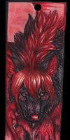 Roxanne Bookmark by Suenta-DeathGod
