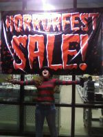 MovieStop Horrorfest Sale by ThatOtherFangirl