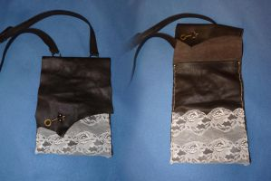 Dentelle bag by funkydpression