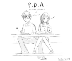 PDA by Sinshana