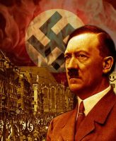 Adolf Hitler by FutureTechnology
