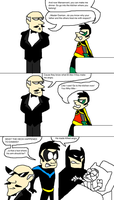 Never F*** with the Butler by Scurvypiratehog