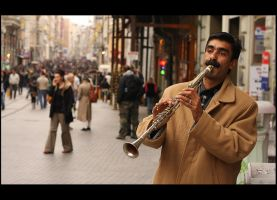 The Sound of The Street -4 by onurkorkmaz