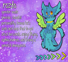 Rozto - REF by miaowstic