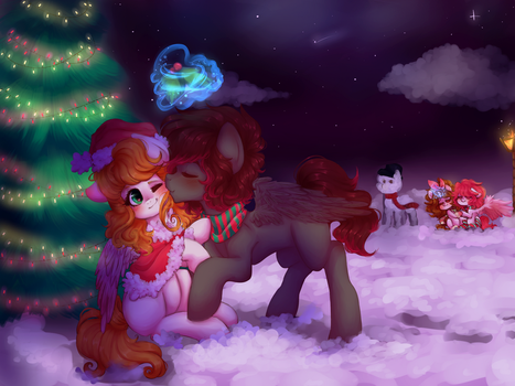 Merry Christmas!! by adventurepainter18