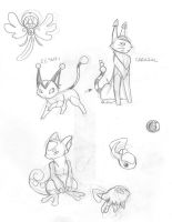 Fakemon 23 by nyausi