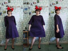 Kiki Dress - WIP by RainOwls