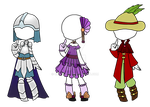Outfit Collab Biological-Solutions [Open] by ChibiShay