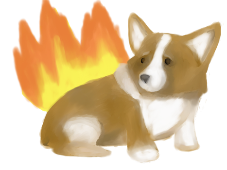 Corgiquill 2 by CopperPieces