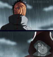 Tobi And Kabuto by AlexeyArt