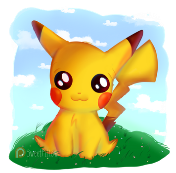 Pikachu? by Sweet-Pillow