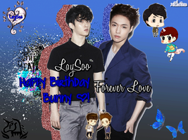EXO LaySoo Edit [PNG] by xElaine