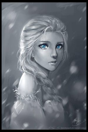 LET IT GO by KenshjnPark