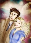 10 and Rose: fantastic by alizarin