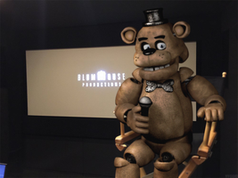 Random|Interview with Freddy by YinyangGio1987