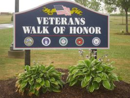 Walk of Honor by Chrippy